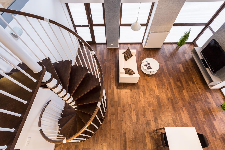 Salon & Escalier sur-mesure
